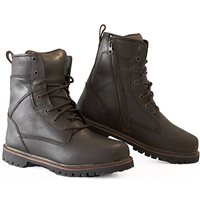Richa Brookland Motorcycle Boots (Rust)