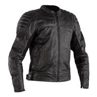RST Fusion Airbag CE Leather Jacket 2740 (Black)