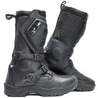 Richa Colt Long Motorcycle Boots (Black)
