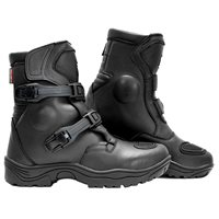 Richa Colt Short Motorcycle Boots (Black)