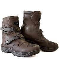 Richa Colt Short Motorcycle Boots (Brown)