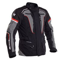 Richa Infinity 2 Pro Textile Jacket (Black/Grey/Red)
