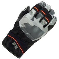 Richa Desert 2 Motorcycle Gloves (Camo/Red)