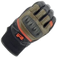 Richa Protect Summer 2 Motorcycle Gloves (Black/Brown)