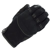 Richa Scoop Motorcycle Gloves (Black)