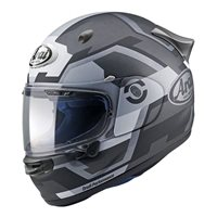 Arai Quantic Face Motorcycle Helmet (Matt Grey)