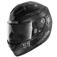 Shark Ridill 1.2 Catal Bad Boy Helmet (Black/Anthracite/Silver)
