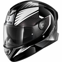 Shark Skwal 2 Hallder Helmet (Black/White/Anthracite)