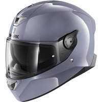 Shark Skwal 2 Motorcycle Helmet (Gloss Grey)