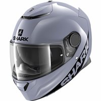 Shark Spartan Motorcycle Helmet (Grey)