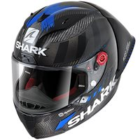 Shark Race R Pro GP Lorenzo Winter Test Helmet (Carbon/Anthracite/Blue)