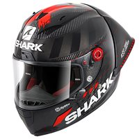 Shark Race R Pro GP Lorenzo Winter Test Helmet (Carbon/Anthracite/Red)