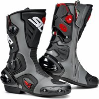 Sidi Vertigo 2 CE Motorcycle Boots (Grey/Black)