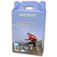 Nikwax  Care Kit-For Waterproofs