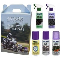 Nikwax  Motorcycle Care Kit-Leather