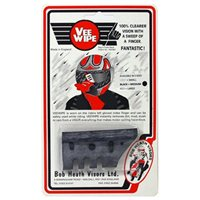 Bob Heath  Heath Vee Wipe Medium Black