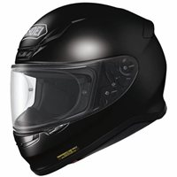 NXR Black Helmet  by Shoei