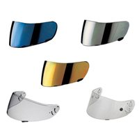 Shoei  Visor CX-1 Fits Raid I,XR 800/900,XV/XVR,Exceed,RS 700,Interceptor,Z1,Syncrotec