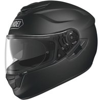 Shoei GT Air Matt Black Motorcycle Helmet