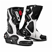 Sidi  Cobra Motorcycle Boots (White/Black)