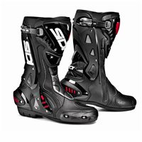 Sidi ST Air CE Motorcycle Boots (Black)