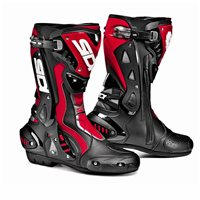 Sidi  ST CE Motorcycle Boots (Black/Red)