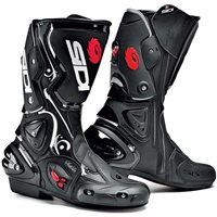 Sidi  Vertigo Lei Ladies Motorcycle Boots (Black/White)