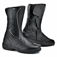 Sidi Livia Rain Ladies Motorcycle Boots (Black)