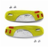 Sidi Vortice & Mag-1 Toe Slider (Fluo Yellow)