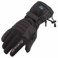 Spada BLIZZARD 2 Waterproof Leather Gloves (Black)