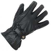 Spada Ladies Leather Gloves FreeRide WP (Black)