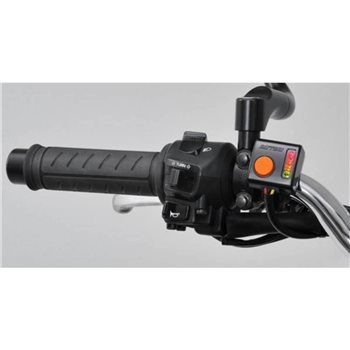 Daytona  Heated Grips 4 Level Heat Control Switch Daytona Heated Grips 4 Level Heat Control Switch - Click to view larger image