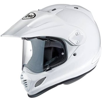 Arai Tour-X 4 Diamond White Helmet Arai TOUR-X 4 DIAMOND WHITE HELMET - Click to view larger image