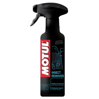 MOTUL E7 Insect Remover 400ml MOTUL E7 Insect Remover 400ml - Click to view larger image