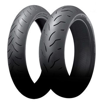 Bridgestone BT-016 Pro Hypersport Motorcycle Tyre  - Click to view larger image