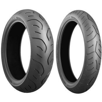 Bridgestone T30 EVO & T30 EVO GT Sport Touring Motorcycle Tyres  - Click to view larger image