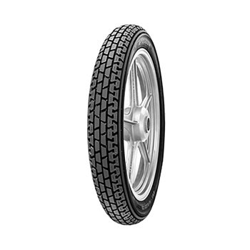 Metzeler BLOCK C Commuter Motorcycle Tyre  - Click to view larger image