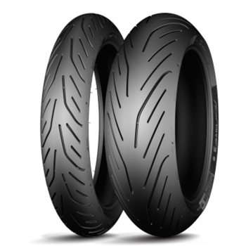 Michelin Pilot Power 3 Motorcycle Tyres Michelin Pilot Power 3 Motorcycle Tyres - Click to view larger image