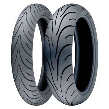 Michelin Pilot Road 2 Motorcycle Tyres Michelin Pilot Road 2 Motorcycle Tyres - Click to view larger image
