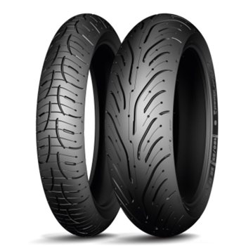 Michelin Pilot Road 4 Motorcycle Tyres  Michelin Pilot Road 4 - Click to view larger image