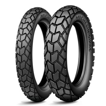 Michelin Sirac Motorcycle Tyres Michelin Sirac Motorcycle Tyres - Click to view larger image