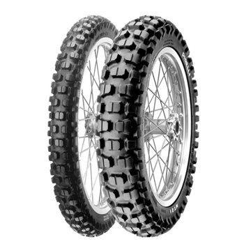 Pirelli MT21 Rallycross Trail Tyres  - Click to view larger image