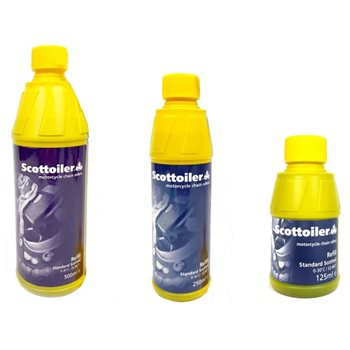 Scottoiler Standard Blue Oil Replacement Scottoiler Standard Blue Oil Replacement - Click to view larger image