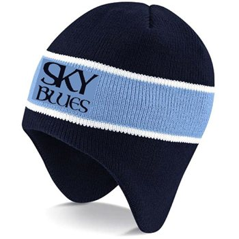 TheVisorShop SKY BLUES Puru Beanie  - Click to view larger image