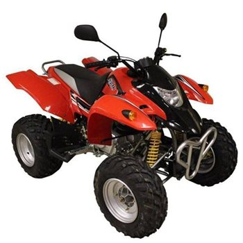 smc atvs 250cc sports atv quad the visor. Black Bedroom Furniture Sets. Home Design Ideas