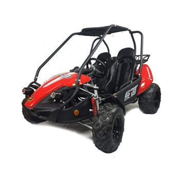 GTS 150 Full Size Petrol Off Road Buggy - Red