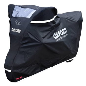 Oxford Stormex Motorcycle Cover  - Click to view larger image