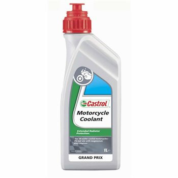 Castrol Motorcycle Coolant 1