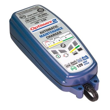 Optimate 2 12v Battery Charger  - Click to view larger image