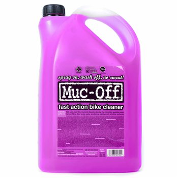 Muc-Off Nano Tech Bike Cleaner 5 Litres Muc-Off Bike Cleaner 5 Litres - Click to view larger image